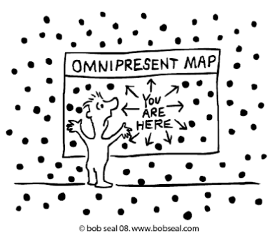 Omni present map - Bob Seal
